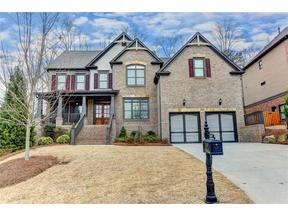 Property for sale at 2650 Monet Drive, Cumming,  Georgia 30041